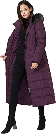Womens Long Parka