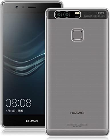 Huawei P9 Lite Funda para Huawei P9 Lite Cover, Vikoo Extrema Delgado Transparente TPU Funda Silicona Protective Carcasa para Huawei P9 Lite Smartphone TPU Case: Amazon.es: Electrónica