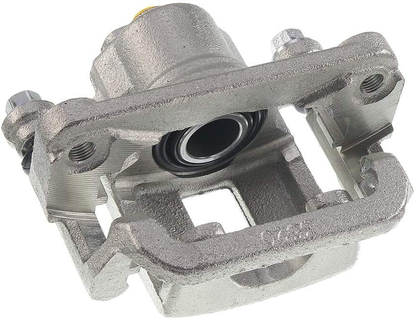 A-Premium Brake Caliper Assembly Compatible with Nissan Rogue Rogue Select 2008-2015 Rear Passenger Side
