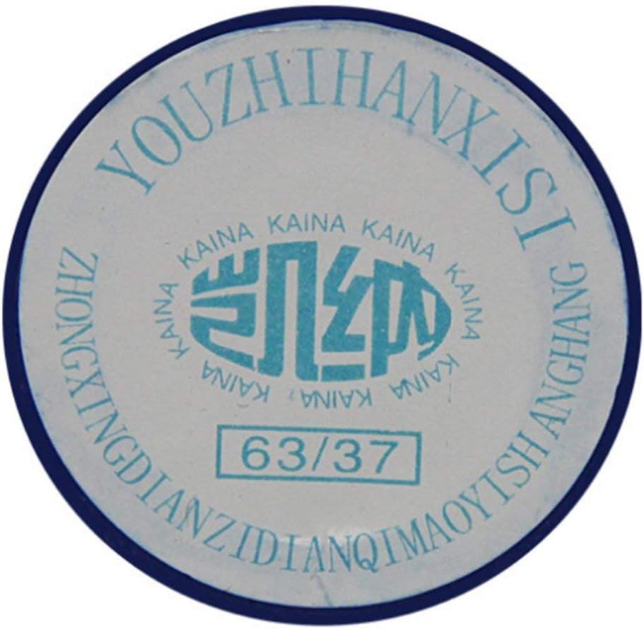 Swiftswan Mini-Kolophoniumrolle Zinn Kolophonium-Kernflussmittel verwendet f/ür grundlegendes Zubeh/ör zum L/öten von Drahtspulen