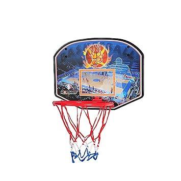 CHENTAOCS Soporte de Baloncesto for niños, Marco de Tiro for ...