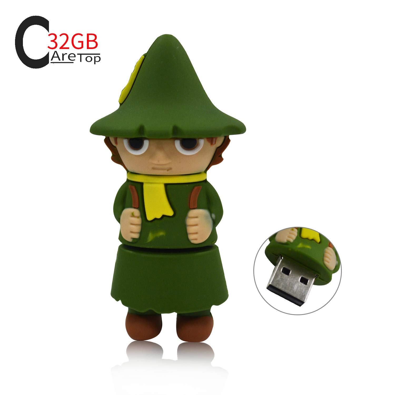 Cle USB 64 Go Clef USB 2.0 Fantaisie Cl/é USB Chat Flash Drive Originale M/émoire U Disque Cartoon Mignon Animal Bon Cadeau pour Enfants Amis 64GO, Noir