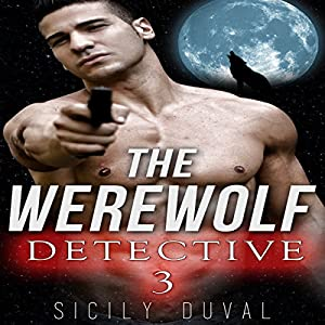 The Werewolf Detective 3 Audiobook