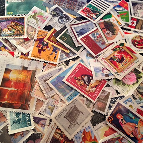 used canada stamps - 3
