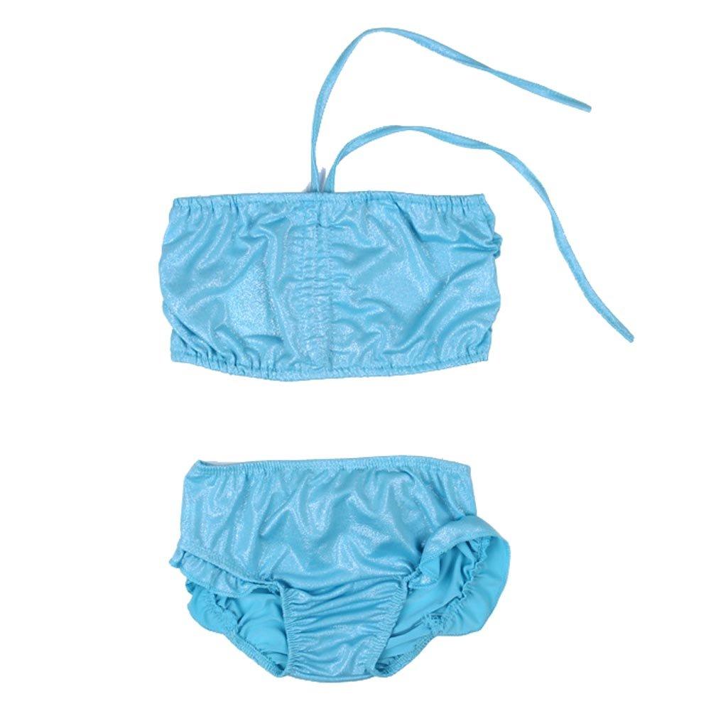 Costumi interi Bambine e ragazze Laixing Alta qualità Kids Girl 3PCS Swimmable Tail Swimsuit Fancy Costume CC00298#