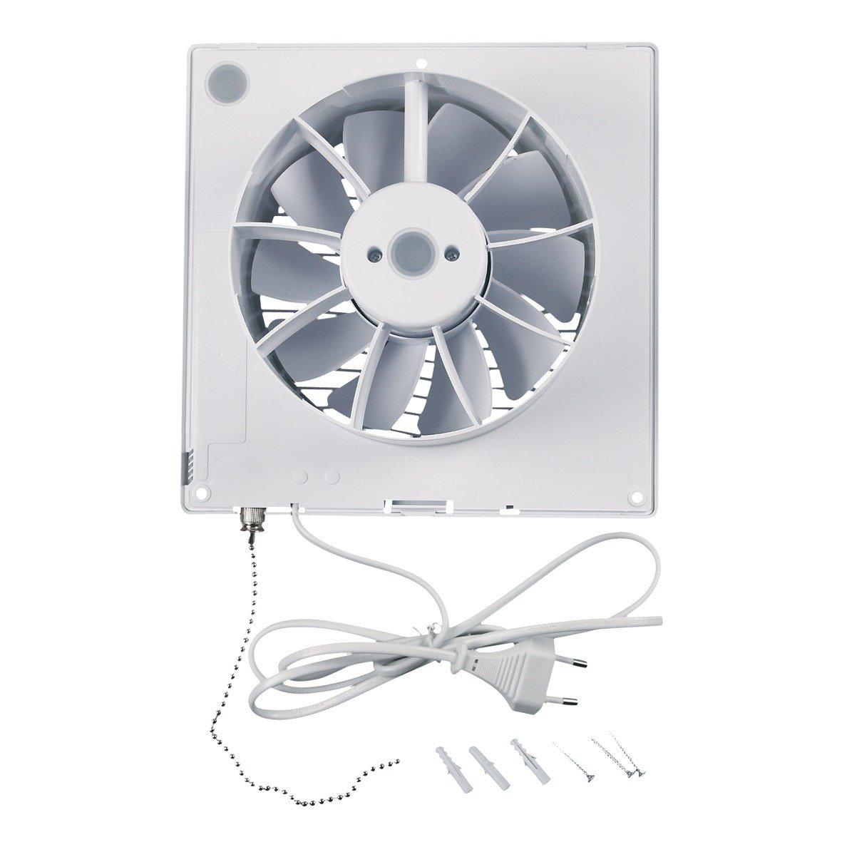 Europart 10032326 Abluft Ventilator Lüfter 150er 20W 1450 U/min ...