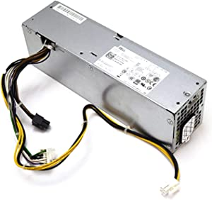 FOR DELL 4FCWX Genuine OEM Dell Optiplex XE2 Small Form Factor (SFF) Desktop PC System Power Supply Unit PSU 315 Watt D315ES-00 D315E001L VX372