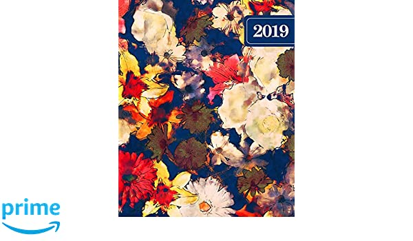 Amazon.com: Agenda 2019 Semana Vista: 190 x 235 mm : Agenda ...