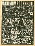 img - for Maximumrocknroll #48, May 1987 book / textbook / text book