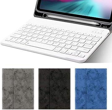 Funda con teclado para iPad Air 3 (10.5 pulgadas, 2019) con ...