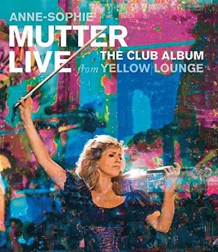 Club Album: Live from Yellow Lounge (Blu-ray)