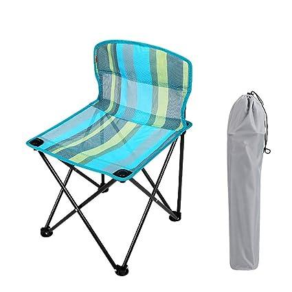 Sillas de camping Plegable, Silla De Playa Ligera Y Portátil ...