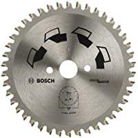 Bosch Circular Saw Blade Special 150 mm x 20/16 mm, 42T (For Wood, Metal and Plastics)