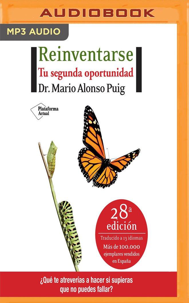 Reinventarse Spanish Edition Mario Alonso Puig Juan