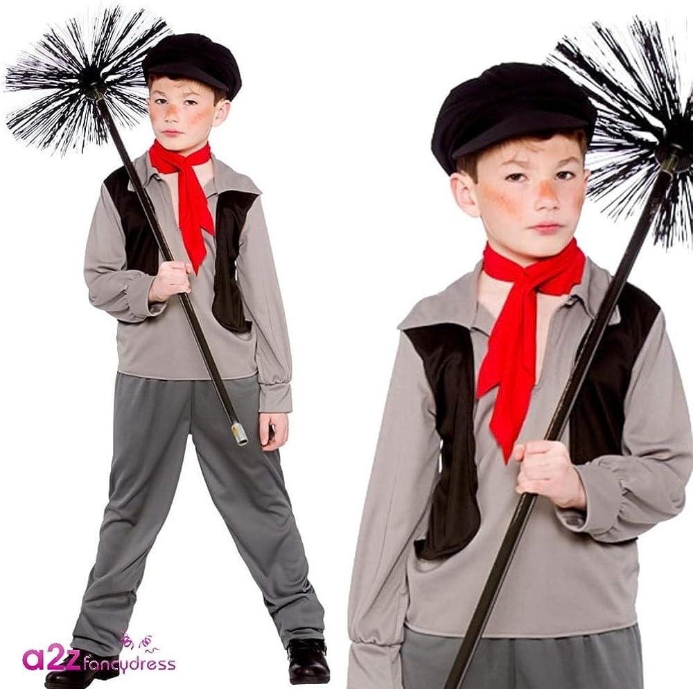 Child Victorian Chimney Sweep Costume: Amazon.es: Ropa y accesorios