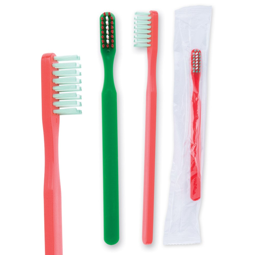 SmileCare Child Christmas Toothbrushes - 144 per Pack by SmileMakers