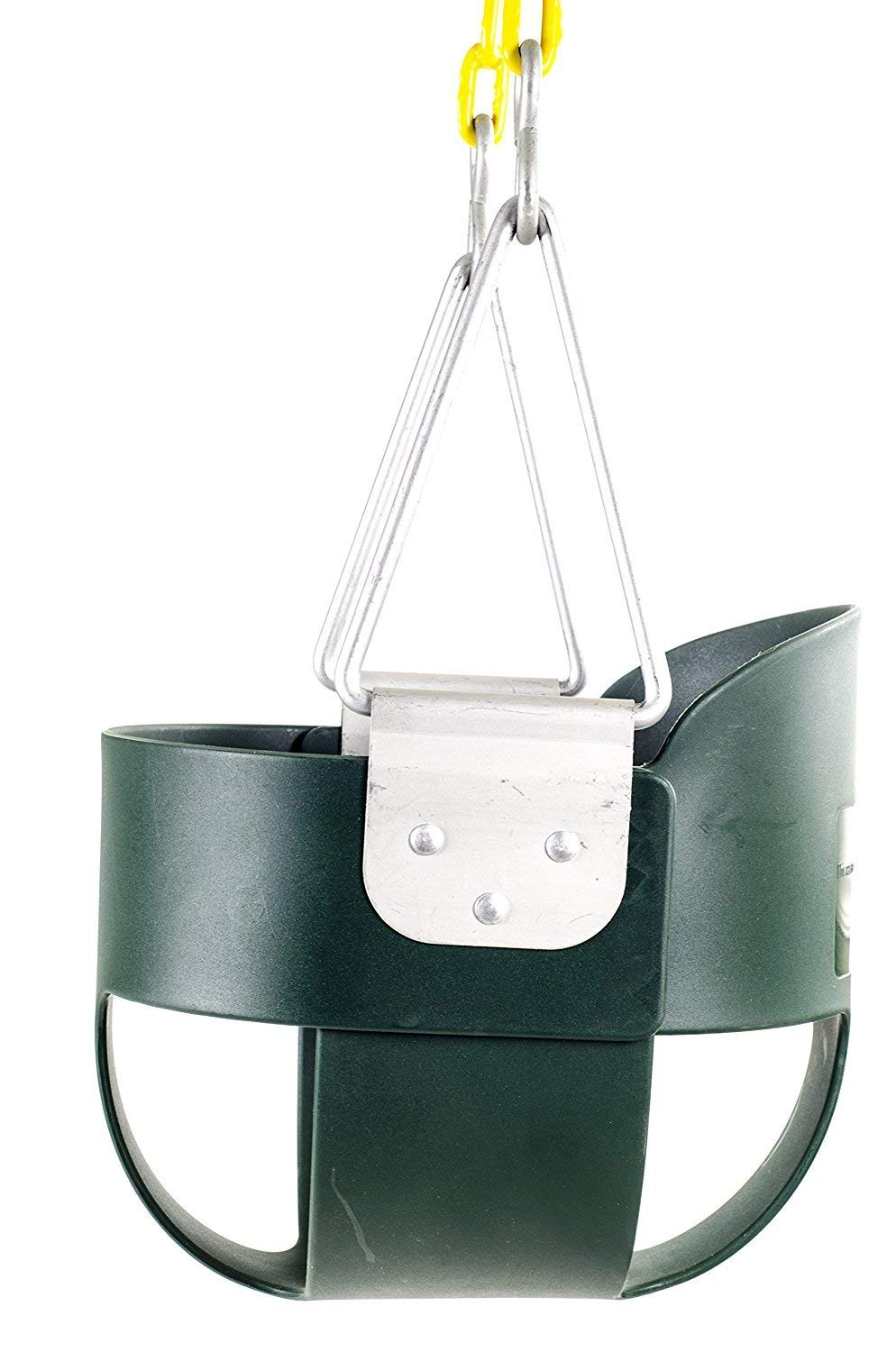 High Back Full Bucket Swing and Heavy Duty Swing Seat - Swing Set Accessories by Squirrel Products (Image #3)