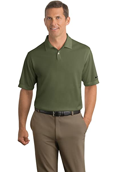 7afd25a4 Nike Golf - Dri-FIT Pebble Texture Polo at Amazon Men's Clothing store: