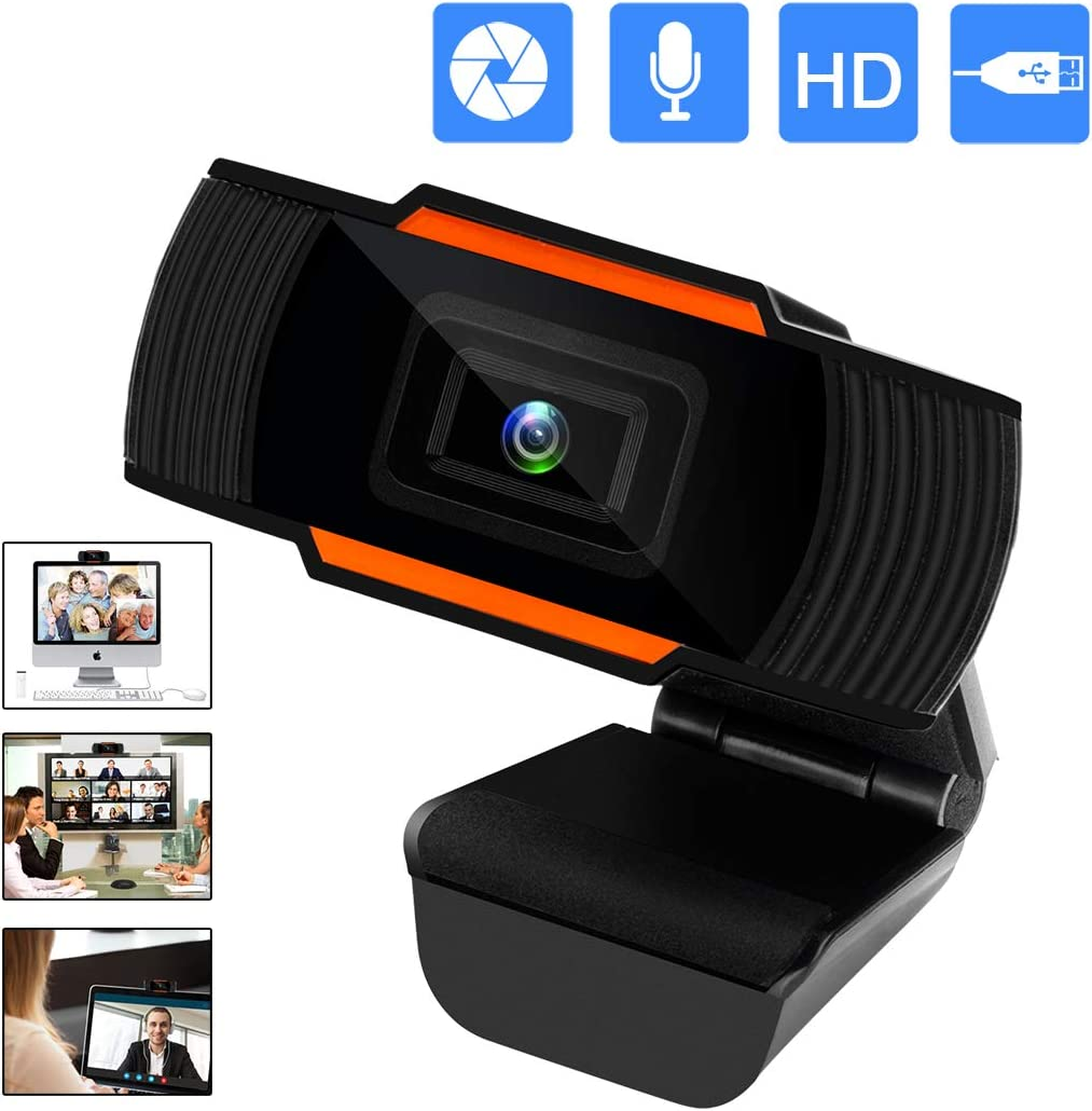 Mossworld HD 1080P Webcam with Microphone for PC//Laptop//Mac,Web Cameras with Microphone for PC Supports Video//Conferencing//Youtube//Facebook//Zoom Live Stream