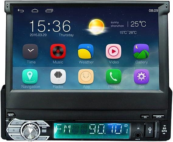 Ezonetronics Android 4.4 Car Stereo 7 pulgadas 1024 x 600 ...