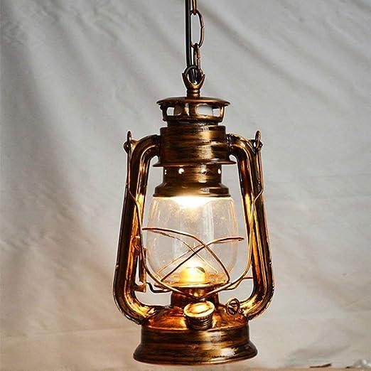Lampada a Olio Edison Antica d'Epoca, Lampadario a