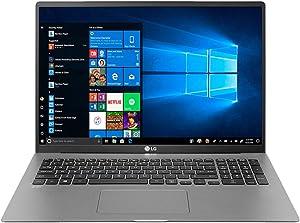 LG Gram 17-inch WQXGA Ultra-Lightweight Laptop Intel Core i7-1065G7 16GB RAM 512GB SSD