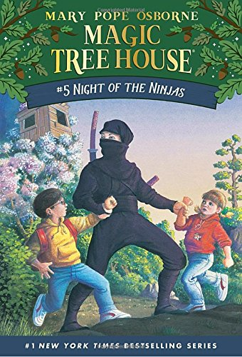 Night of the Ninjas (Magic Tree House (R))