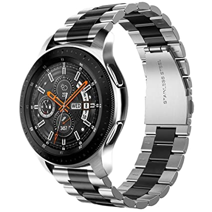 Amazon.com: Correa para reloj Galaxy de 1.811 in, Max-Band ...