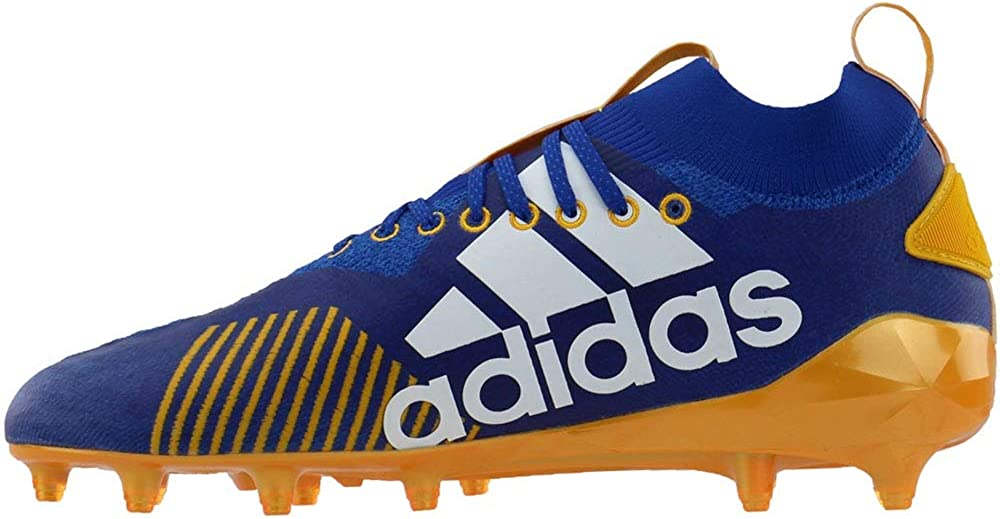 adidas Mens Sm Adizero 8.0 Primeknit Football Casual Shoes,