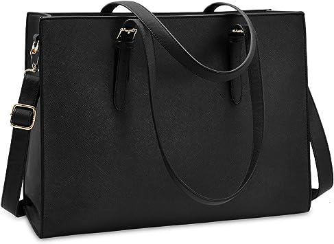 Women Large Multiple Pocket Office College Bag Laptop Briefcase School Handbags