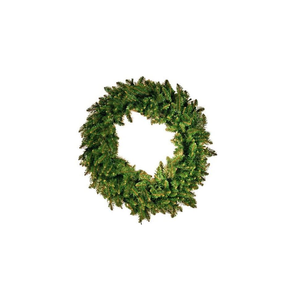 Good Tidings HF 406 36 Artificial Highlander Fir Christmas Wreath 36 Inches Wide