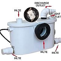 Macerator Pump 4 en 1 bomba sanitaria
