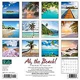 Ah The Beach! 2021 Wall Calendar
