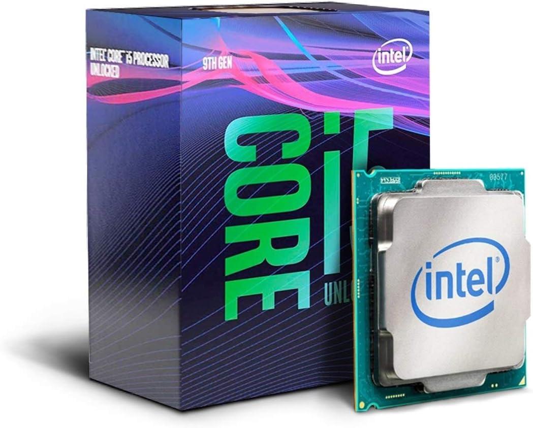 Intel Core I5 9400f 2 9ghz Lga1151 9m Cache Box Cpu Computer Zubehör