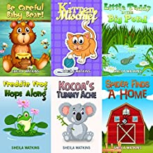 Books For Kids: Five Minute Bedtime Stories Collection: Fun Stories, Children's Books, Free Stories, Bedtime stories, Stories Before Bed, Five Minute Stories, ... Series Books For Kids Ages 2-4, 4-6,  6-8