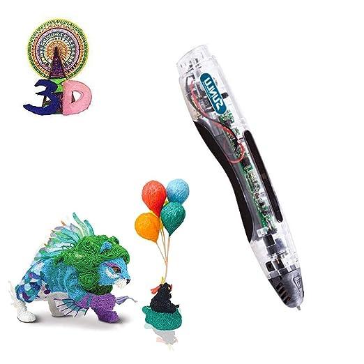 MIAO. 3D Pen Impresión con PLA 2 x filamentos - Safe Creative ...