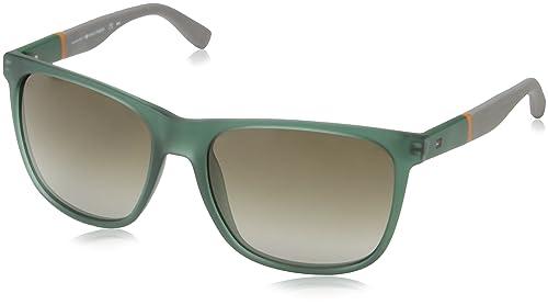 TOMMY HILFIGER Sonnenbrille 1281/SHaFmf grün