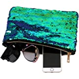 Womail Women Fashion Sequins Wallet Card Coin Phone Holder Handbags