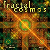 Fractal Cosmos 2012 Wall Calendar