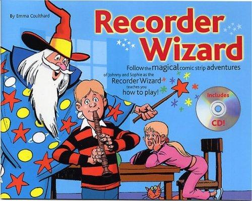 Recorder Wizard. Partitions, CD pour Flûte à ()