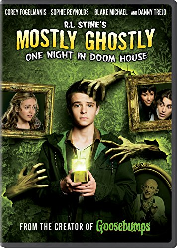 R.L. Stine's Mostly Ghostly: One Night in Doom House -