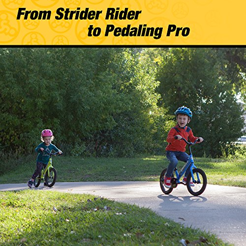 Strider 14X 2 in 1 Balance to Pedal Bike