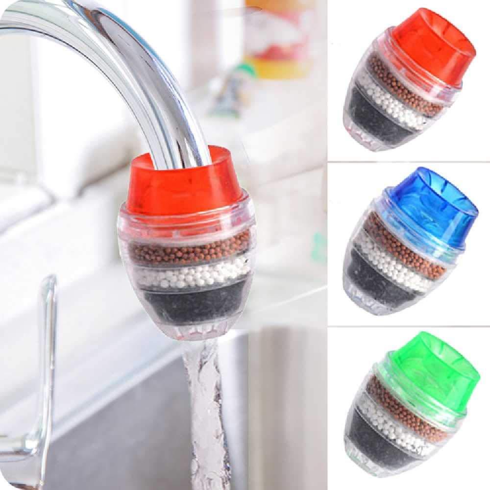 Aktivkohlehydranten-Filter Wasserhahn-Filter aus dem Wasser-Filter-Filter