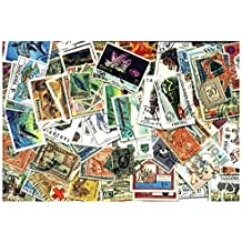 Kenya Uganda Tanzania Stamp Collection - 300 Different Stamps