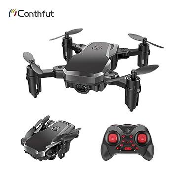 Conthfut Dron Mini Quadcopter, C16 RC Quadcopter Nano para niños y ...