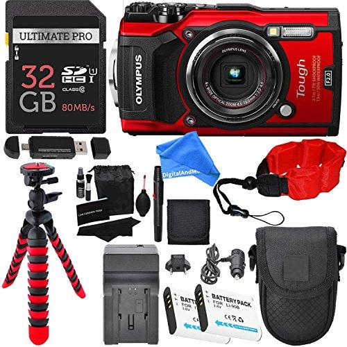 Olympus 12Mp Waterproof Camera - 7