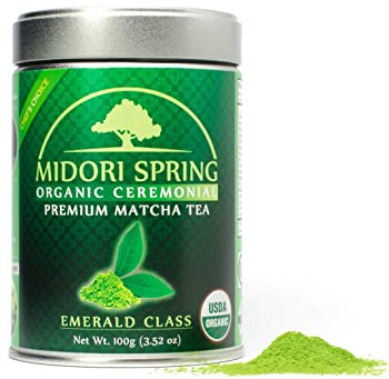 Midori Spring USDA Organic Ceremonial Matcha