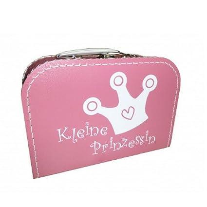 Niños de maleta de cartón Princesa