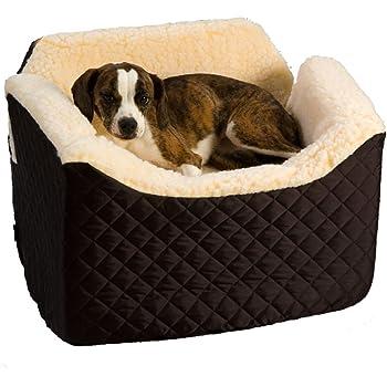 Amazon Com Pet Car Seat Lookout I Medium Black 22 Quot W