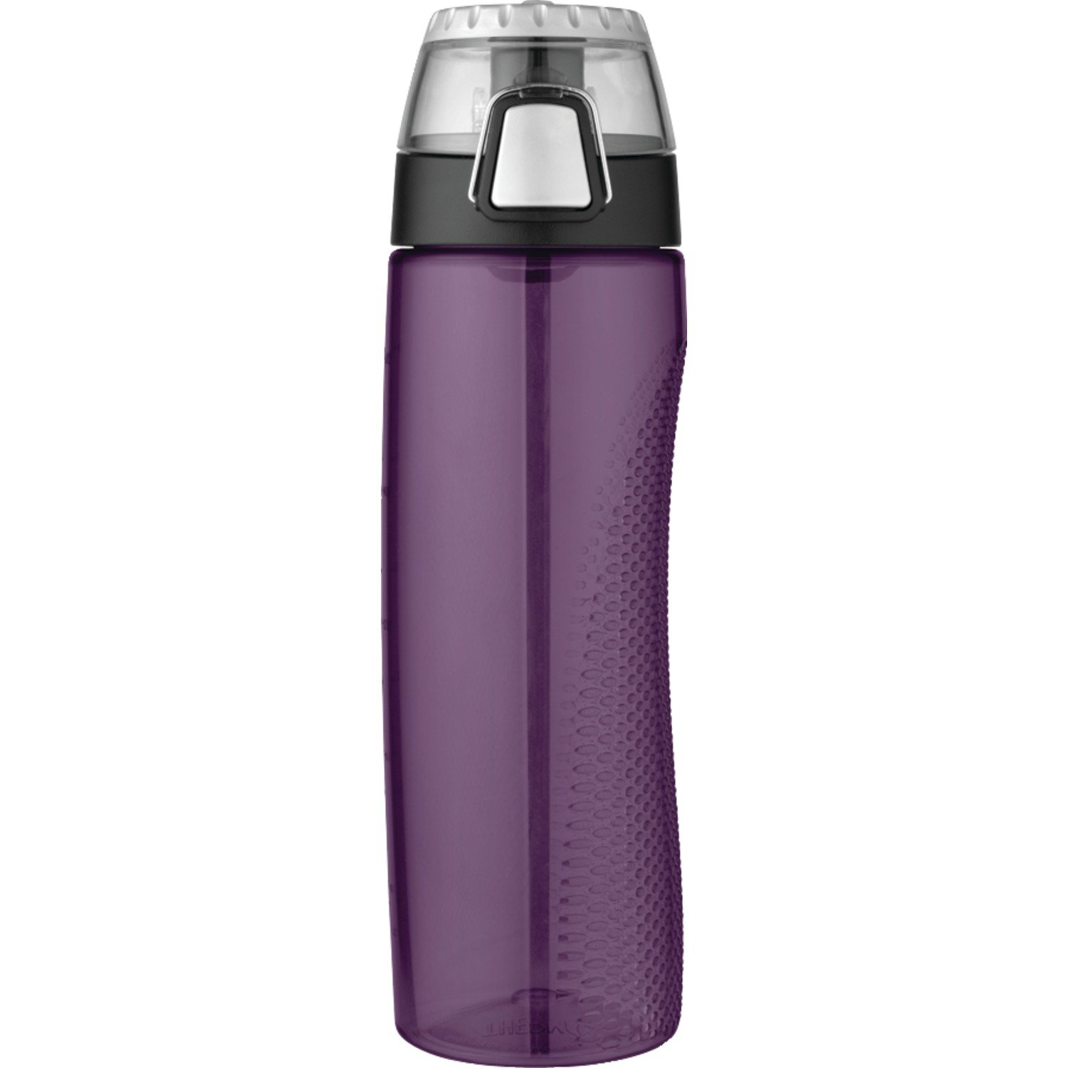 (Deep Purple) - Thermos Tritan Hydration Bottle with Metre, 710ml  ディープパープル B00DPLUDYY